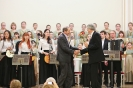 3 ноября Торжественное открытие II-го международного фестиваля-конкурса исполнительского мастерства «Играем Слонимского»
