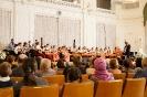 Заключительный концерт участников в Белом зале Политехнического университета